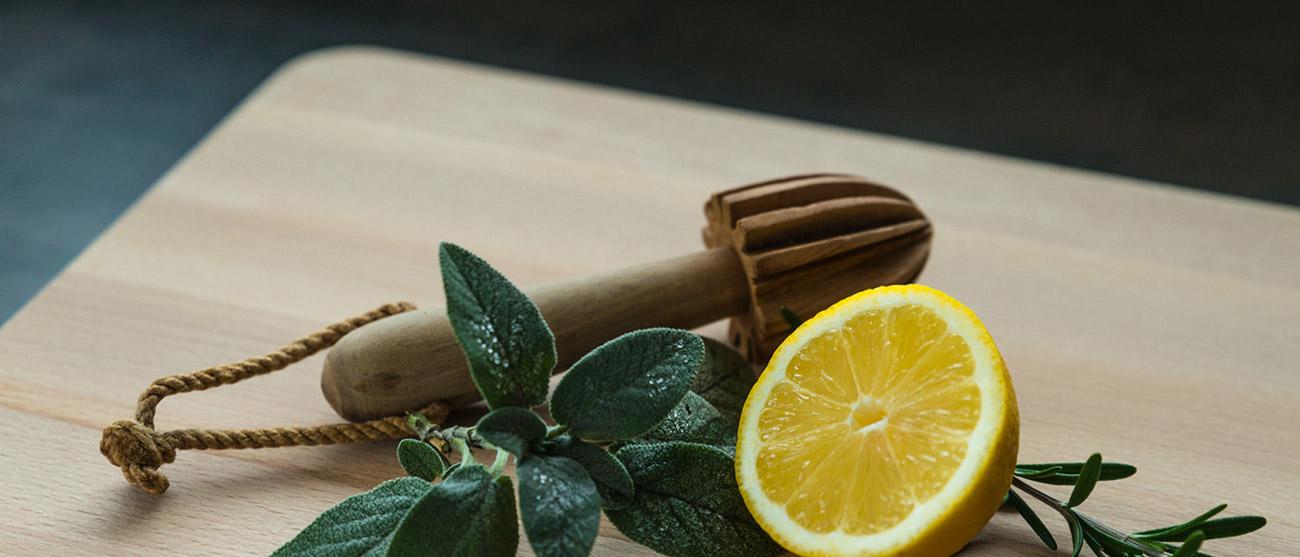 citron détox sauge